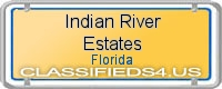 Indian River Estates board